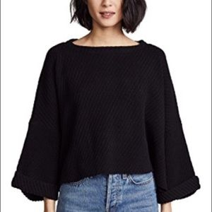 NWT Free People I Can't Wait Sweater